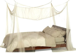 rg into the studio how to create a canopy bed without posts