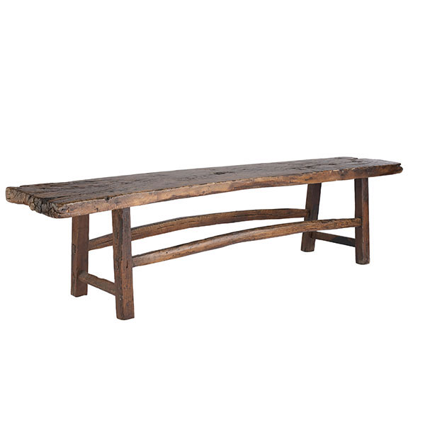 Rg The Shop Library Vintage Wooden Bench