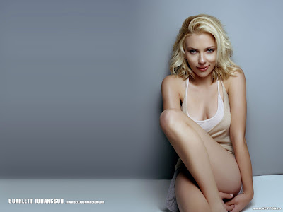 Scarlett Johansson Celebrity Hairstyles