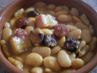Mi cocina fabada asturiana for Como cocinar fabada asturiana