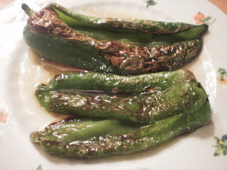 Como conservar los pimientos verdes receto - Como hacer pimientos verdes fritos ...