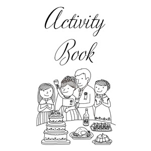 another wedding activity book printable pages - Kids Activity Book Printable