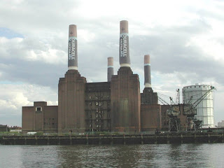 Duracell Battersea Power Station