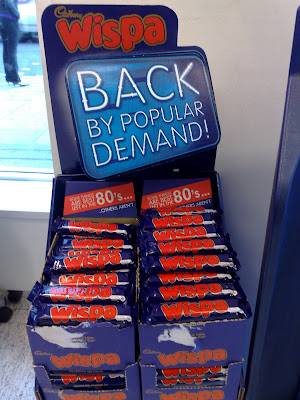 Wispa Back By Public demand
