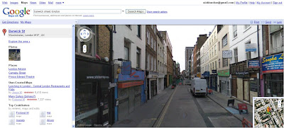 Google Streetview Oasis Morning Glory