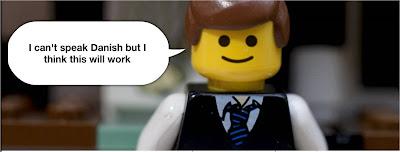 Visit Denmark Lego film