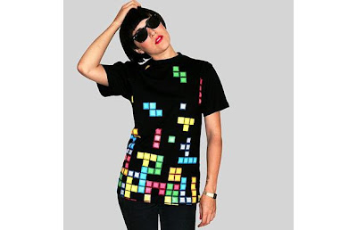 Tetris tshirt