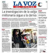 Dijo La Voz...
