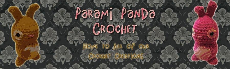 Parami Panda Crochet