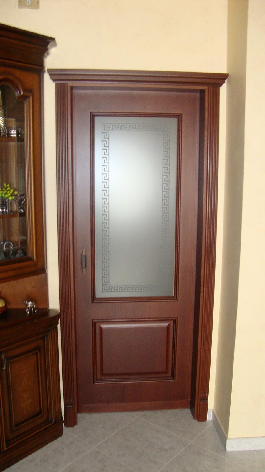 Ilvecchioartigiano bellissima porta in noce nazionale - Porte a scomparsa ...