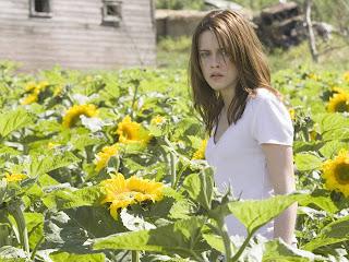 Kristen Stewart in messengers