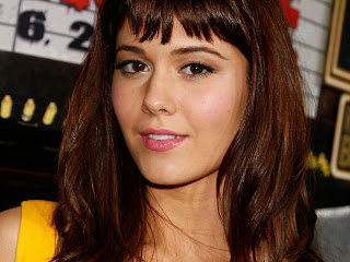 Mary Elizabeth Winstead at Death Proof premiere