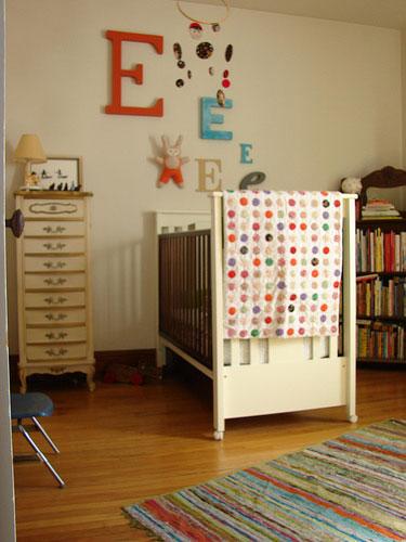 Silje vaniljeis: gode tips og smarte ideer til å innrede barnerommet!