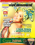 Press-Cover magazine Miss-k featured in..