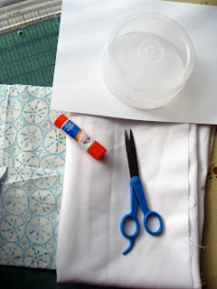 Joot tutorial a technique for circle quilt blocks non for Joot work