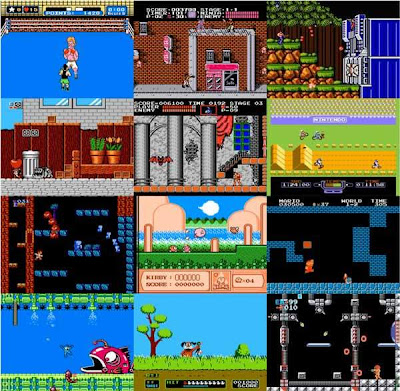 baixar 10875 NES ROMs download