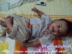 Baby Raya Baby Bergaya Contest