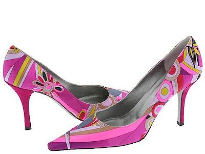 Emilio Pucci Shoes On Sale