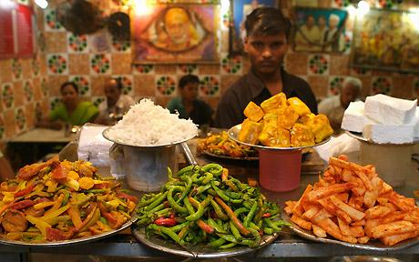 How Safe For Amreicans To Eat India Street Food