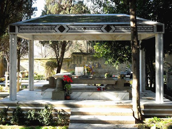 Das Mausoleum von Sergio Leone