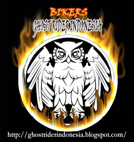 logo ghost rider