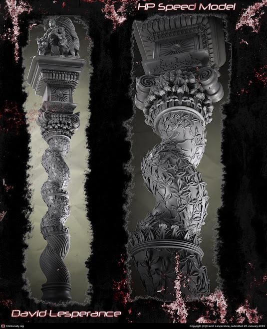 HP Pillar