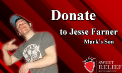 Click To Donate To Mark&#39;s Injured Son