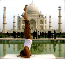 Around the world upside down...