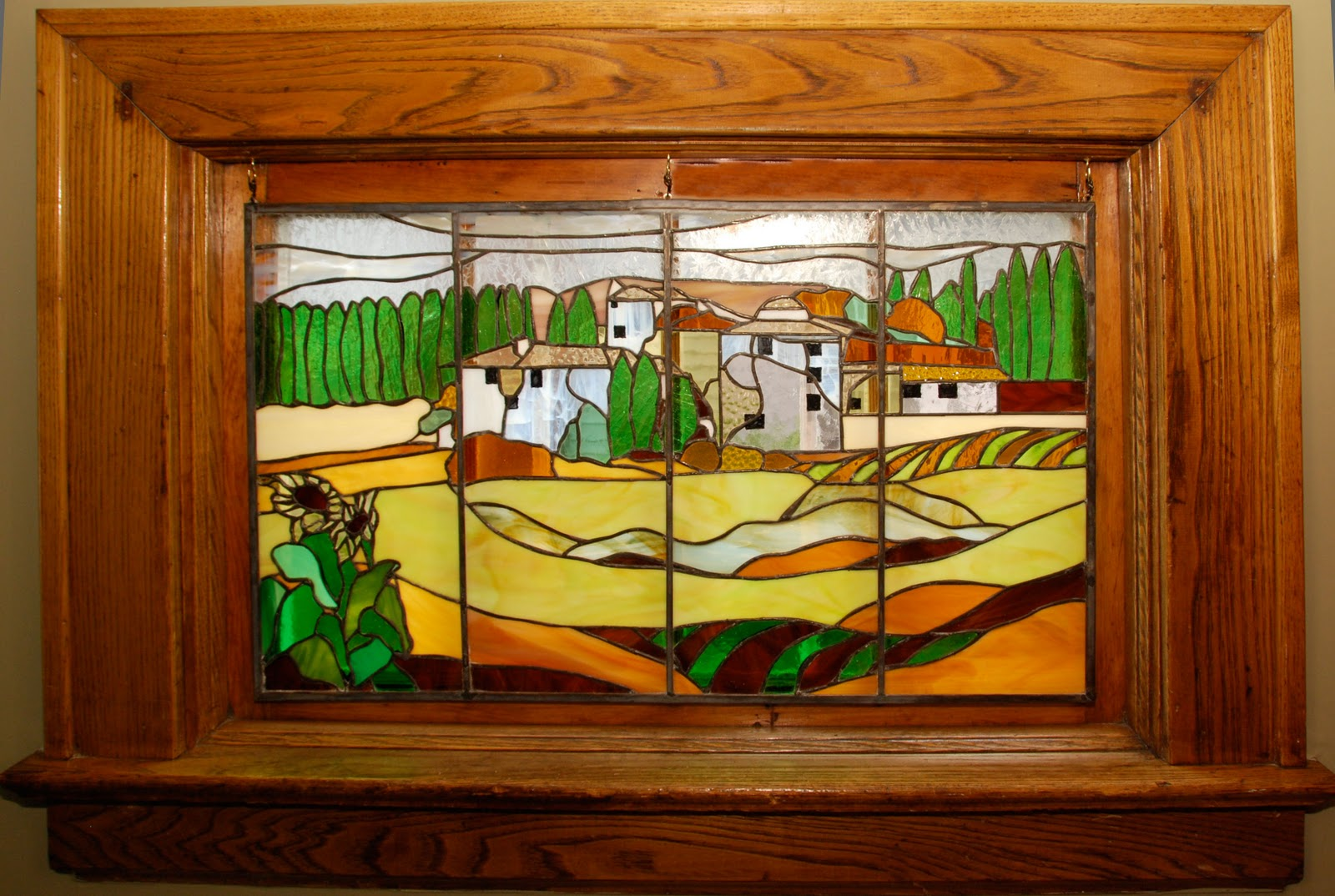 Boehm Stained Glass Blog Art Deco Stained Glass Window