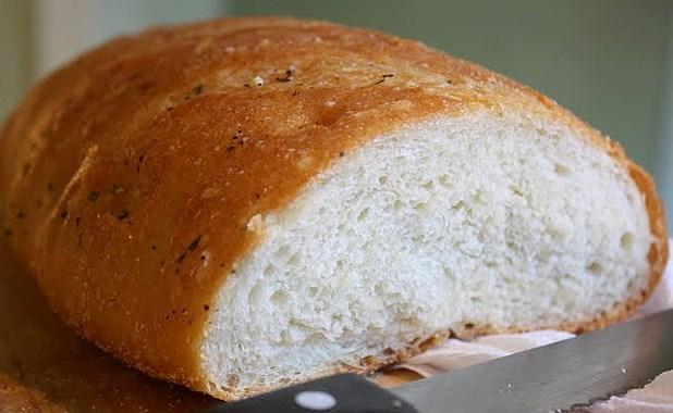 italian bread bread machine