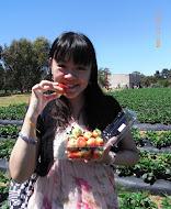 好甜的草莓