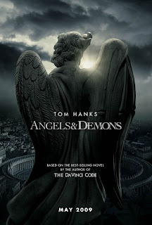 Angels and Demon Movie Poster