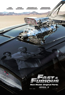 Fast and the Furious Movie Poster