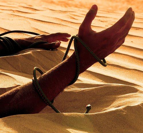 ¿Matan las arenas movedizas? Separando mito y realidad.