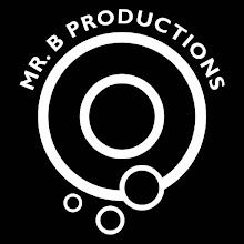Mr B Productions Logo