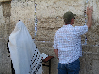 Western+Wall+010 Scrawling, Scrabbling, and Burying Our Prayers