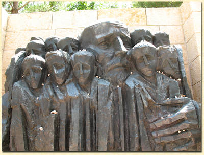 Picture+3 Israel Tour Day 8—Jerusalem's Holocaust Museum