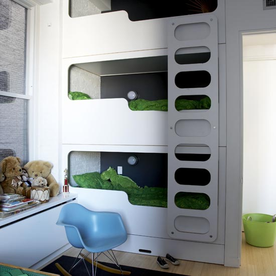 Boy Bunk Bed Bedroom Ideas