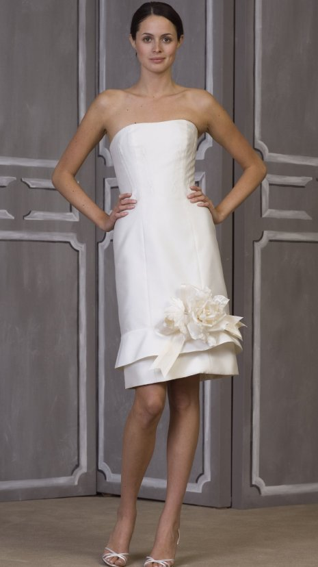 Executives wedding dresses short elegant wedding gowns for Classy short wedding dresses