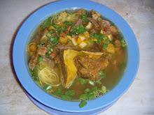Bihun Sup Special