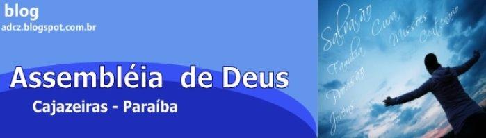 Assembléia de Deus Cajazeiras-pb