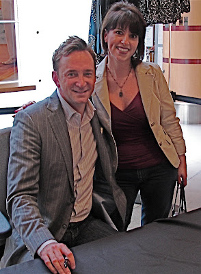 Meeting Clinton Kelly!