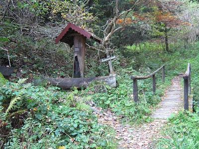 Šumarev grob - mostić
