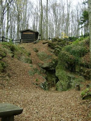 Rupa za ulaz u rudnik Zrinski
