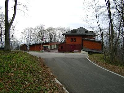 Glavni ulaz u dom Crvenog križa