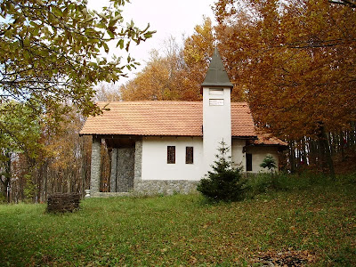 Kapelica hrvatskih mučenika s desne strane