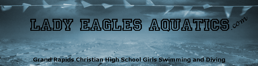 Lady Eagles Aquatics