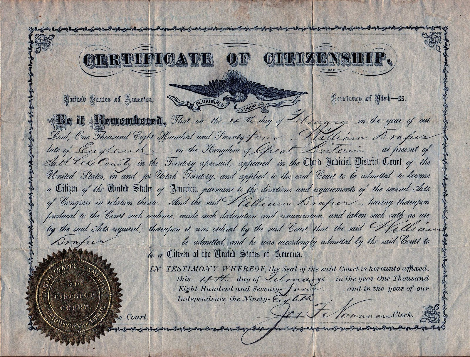 http://4.bp.blogspot.com/_SkXhcwXuE0w/TSSeT3SyUOI/AAAAAAAAAX4/z91vWvX4pgE/s1600/Certificate+of+Citizenship+for+William+Draper+%2528father+of+George+Henry%2529.jpg