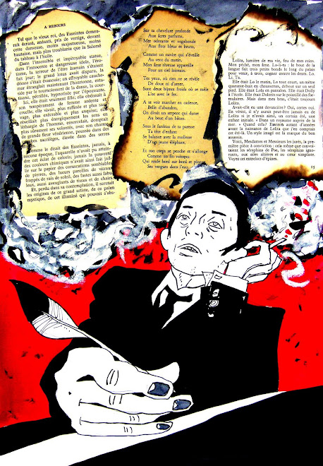 Figures tutélaires ::: Huysmans, Baudelaire, Nabokov