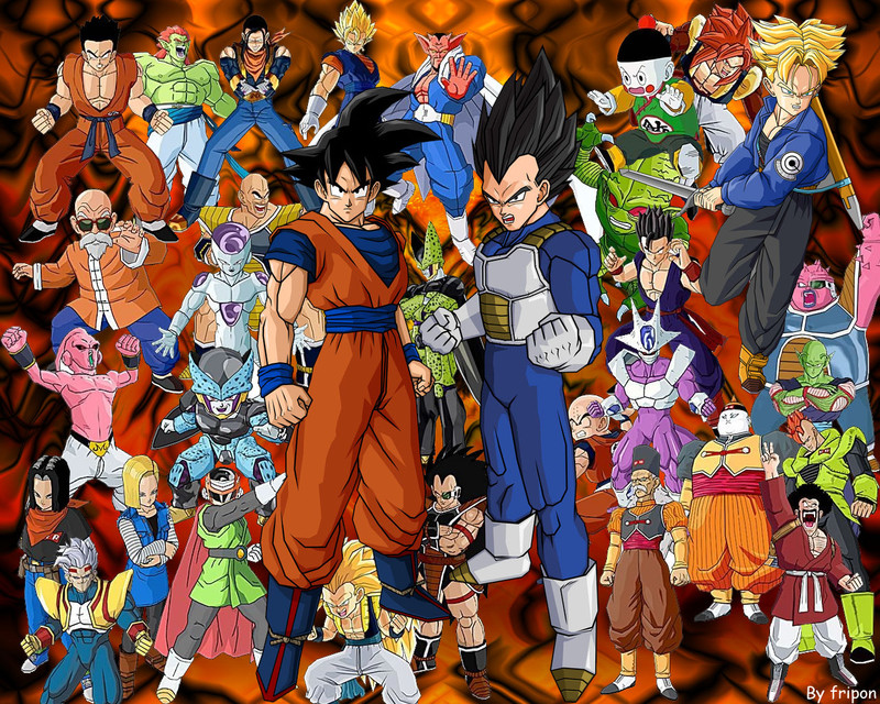 Dragon Ball Z - Juegos, Fotos y Videos